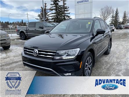 2018 Volkswagen Tiguan Comfortline (Stk: 5588A) in Calgary - Image 1 of 29