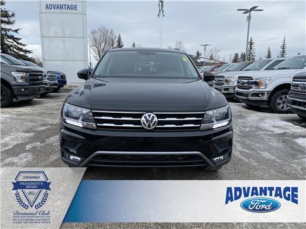 2018 Volkswagen Tiguan Comfortline (Stk: 5588A) in Calgary - Image 2 of 29