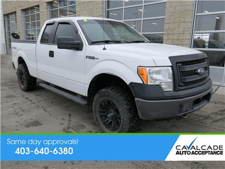 2013 Ford F-150 XL (Stk: R60437) in Calgary - Image 1 of 17