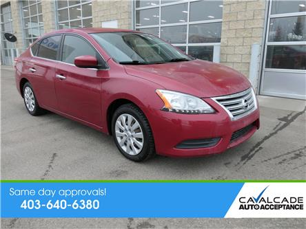 2013 Nissan Sentra  (Stk: R60459) in Calgary - Image 1 of 19