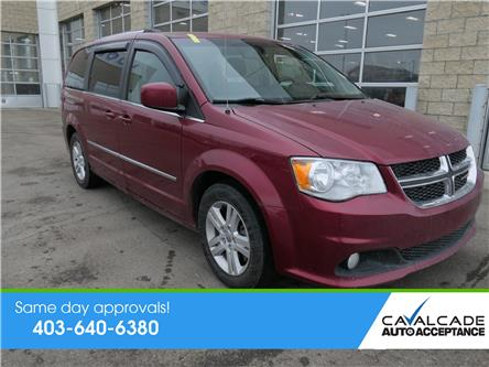 2016 Dodge Grand Caravan Crew (Stk: R60469) in Calgary - Image 1 of 20