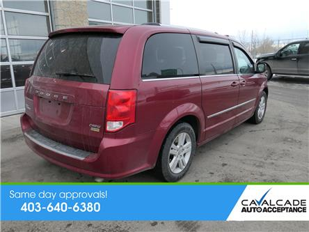 2016 Dodge Grand Caravan Crew (Stk: R60469) in Calgary - Image 2 of 20