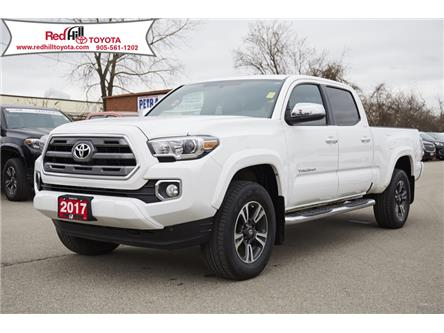 2017 Toyota Tacoma Limited (Stk: 17818A) in Hamilton - Image 1 of 21