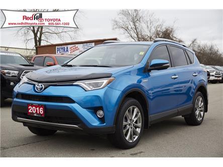 2016 Toyota RAV4 Hybrid Limited (Stk: 16614A) in Hamilton - Image 1 of 24