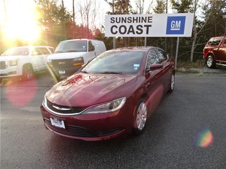 2015 Chrysler 200 LX (Stk: TK361979A) in Sechelt - Image 1 of 17