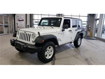 2014 Jeep Wrangler Unlimited Sport (Stk: 20601) in Ottawa - Image 1 of 13