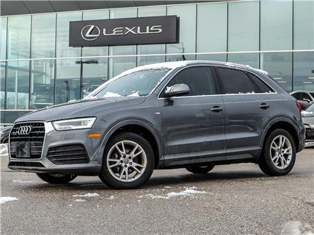 2016 Audi Q3  (Stk: 12815G) in Richmond Hill - Image 1 of 23