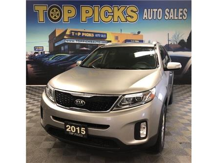 2015 Kia Sorento LX (Stk: 633476) in NORTH BAY - Image 1 of 26