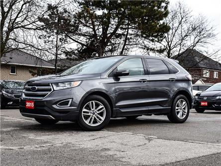 2015 Ford Edge 4dr SEL FWD| NAVIGATION |PANO ROOF|LOADED (Stk: 5583) in Stoney Creek - Image 1 of 23