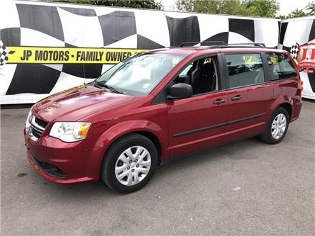 2016 Dodge Grand Caravan SE/SXT (Stk: 47751) in Burlington - Image 1 of 20