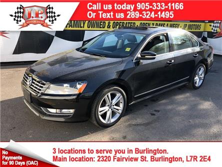 2013 Volkswagen Passat 2.0 TDI Highline (Stk: 47954) in Burlington - Image 1 of 16
