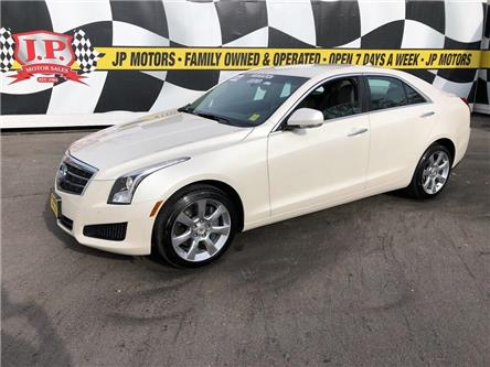 2014 Cadillac ATS 2.0L Turbo Luxury (Stk: 48318) in Burlington - Image 1 of 24