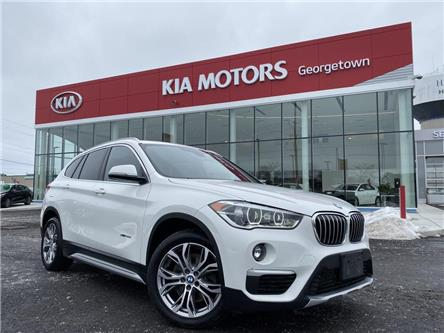 2016 BMW X1 xDrive28i | CLEAN CARFAX | NAVI | ROOF| BU CAM|B/T (Stk: P12990) in Georgetown - Image 2 of 36