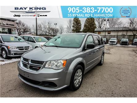 2017 Dodge Grand Caravan CVP/SXT (Stk: 193585A) in Hamilton - Image 1 of 22