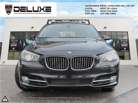 2011 BMW 535i xDrive Gran Turismo (Stk: D0696) in Concord - Image 2 of 16