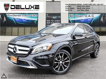 2016 Mercedes-Benz GLA-Class Base (Stk: D0694) in Concord - Image 1 of 22