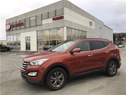 2016 Hyundai Santa Fe Sport 2.4 Premium (Stk: 20103A) in New Minas - Image 1 of 30