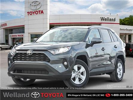 2020 Toyota RAV4 XLE (Stk: L7022) in Welland - Image 1 of 24