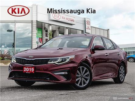 2019 Kia Optima LX+ (Stk: 6416P) in Mississauga - Image 1 of 27