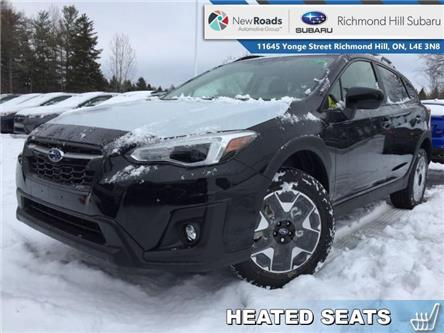 2020 Subaru Crosstrek Sport w/Eyesight (Stk: 34246) in RICHMOND HILL - Image 1 of 22