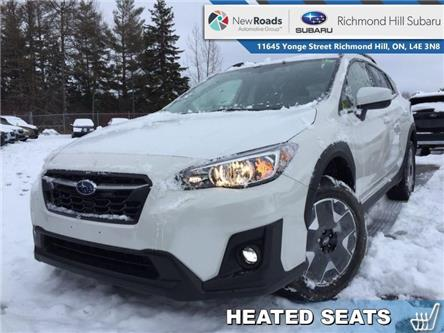 2020 Subaru Crosstrek Touring w/Eyesight (Stk: 34255) in RICHMOND HILL - Image 1 of 22