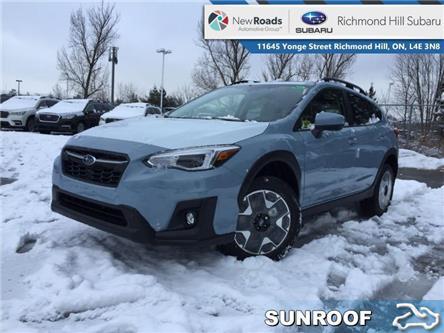 2020 Subaru Crosstrek Sport w/Eyesight (Stk: 34267) in RICHMOND HILL - Image 1 of 21