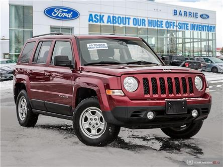 2014 Jeep Patriot Sport/North (Stk: 6488A) in Barrie - Image 1 of 25