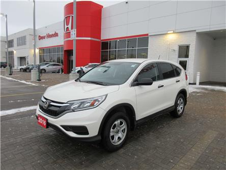 2016 Honda CR-V LX (Stk: 28204L) in Ottawa - Image 1 of 18