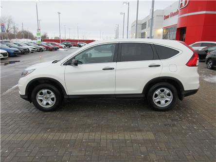 2016 Honda CR-V LX (Stk: 28204L) in Ottawa - Image 2 of 18