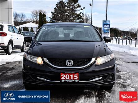 2015 Honda Civic LX (Stk: P762A) in Rockland - Image 2 of 27