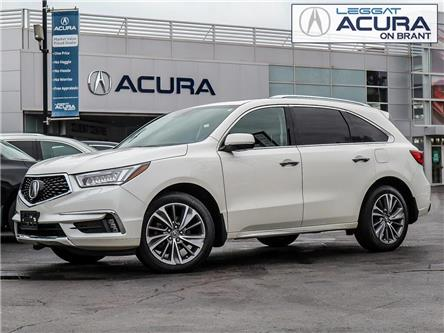 2017 Acura MDX Elite Package (Stk: D484) in Burlington - Image 1 of 30