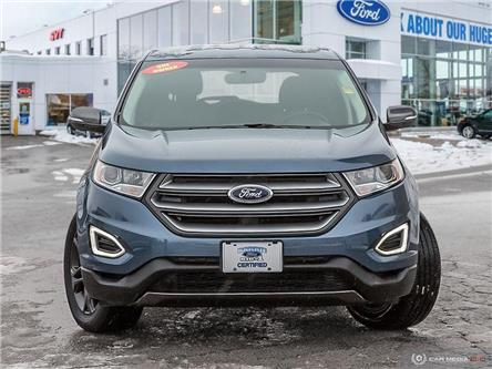 2018 Ford Edge SEL (Stk: U0001B) in Barrie - Image 2 of 27