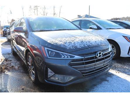 2020 Hyundai Elantra Luxury (Stk: 02226) in Saint John - Image 1 of 2