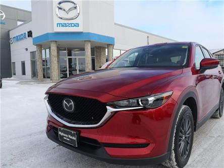 2020 Mazda CX-5 GS AWD (Stk: M20039) in Steinbach - Image 1 of 24
