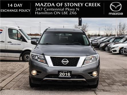 2016 Nissan Pathfinder  (Stk: SN1206A) in Hamilton - Image 2 of 22