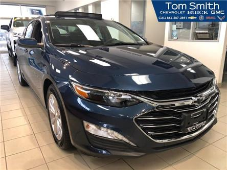 2019 Chevrolet Malibu LT (Stk: 190834) in Midland - Image 1 of 7
