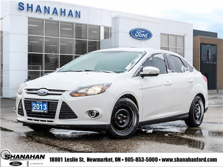 2013 Ford Focus Titanium (Stk: P51182A) in Newmarket - Image 1 of 28