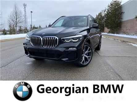 2020 BMW X5 xDrive40i (Stk: B20068) in Barrie - Image 1 of 13