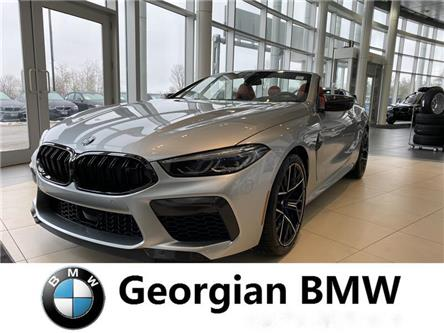2020 BMW M8  (Stk: B20083) in Barrie - Image 1 of 13