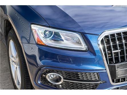 2017 Audi Q5 2.0T Progressiv (Stk: N5377A) in Calgary - Image 2 of 16