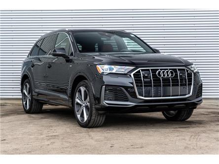 2020 Audi Q7 55 Progressiv (Stk: N5521) in Calgary - Image 1 of 20
