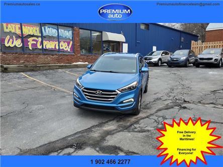 2017 Hyundai Tucson Premium (Stk: 524242) in Dartmouth - Image 1 of 20