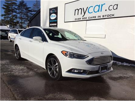 2018 Ford Fusion Titanium (Stk: 200085) in Richmond - Image 1 of 21