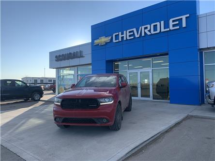 2017 Dodge Durango R/T (Stk: 213864) in Fort MacLeod - Image 1 of 11