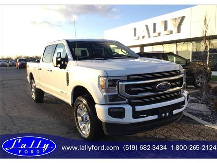 2018 Ford F-250 XLT (Stk: 26035a) in Tilbury - Image 1 of 22