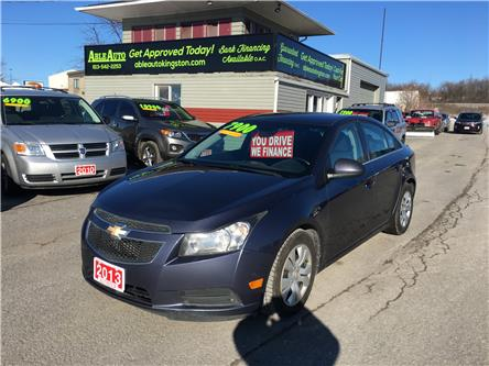 2013 Chevrolet Cruze LT Turbo (Stk: 2632) in Kingston - Image 1 of 13
