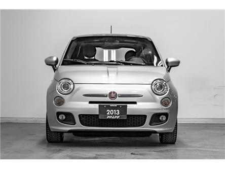 2013 Fiat 500 Sport (Stk: C7229A) in Woodbridge - Image 2 of 21