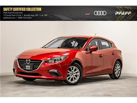 2015 Mazda Mazda3 Sport GS (Stk: C7242A) in Woodbridge - Image 1 of 22