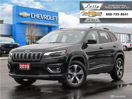 2019 Jeep Cherokee Limited (Stk: 00026R) in Tilbury - Image 1 of 27