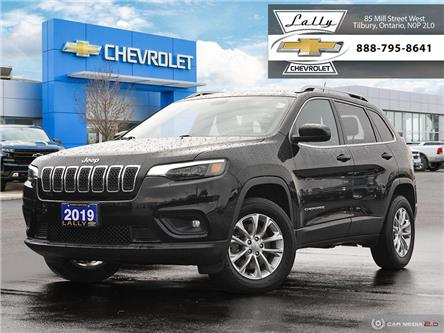 2019 Jeep Cherokee North 4x4, Back-up Camera, BT (Stk: 00028R) in Tilbury - Image 1 of 27